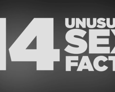 14 sex facts of life are true and unbelievable