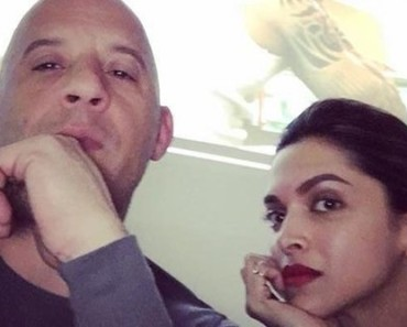 Deepika Padukone and Vin Diesel in XXX- The Retun of Xander Cage