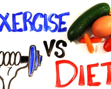 exercise vs diet at mevirgin