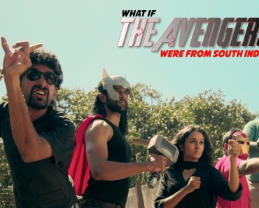 The Avengers from South India