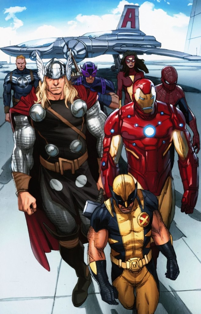 Top 15 Most Powerful Avengers Ever Seen In History