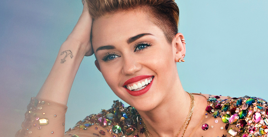Miley Cyrus the most followed female celebs on instagram