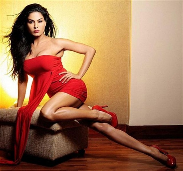 Pakistani Actress Veena Malik
