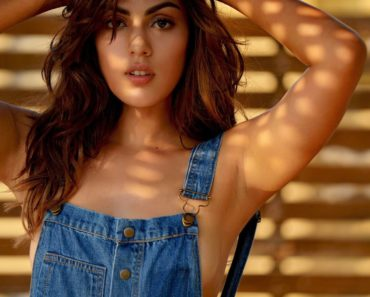Rhea Chakraborty Topless Photo shoot