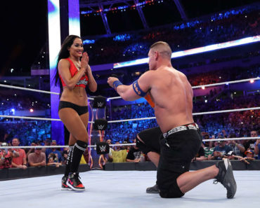 John Cena Purposed Nikki Bella
