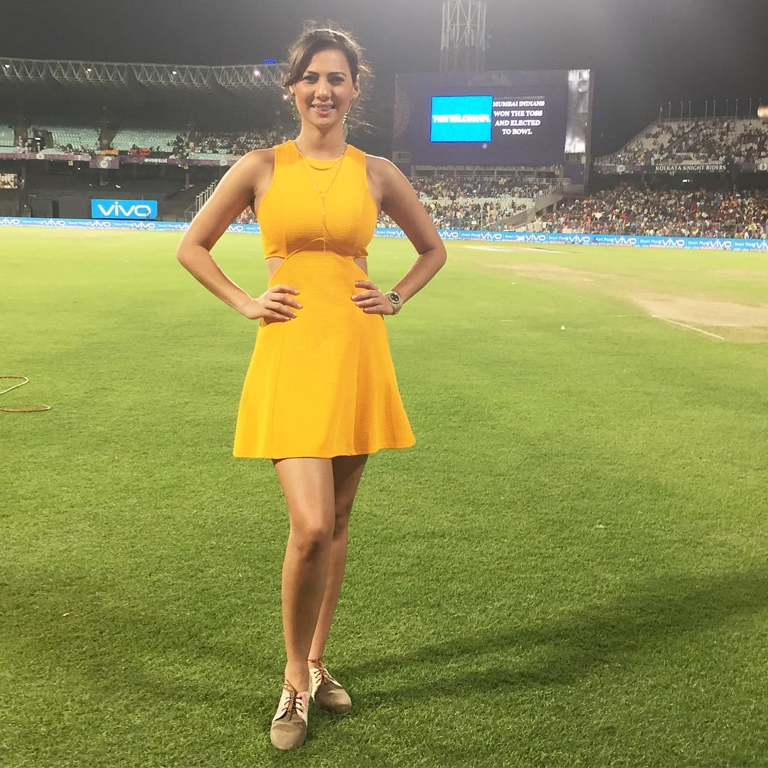 Female Anchors of IPL