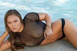 Ronda Rousey Hottest Women MMA Fighters