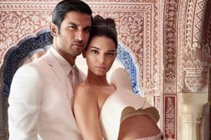 Sushant Singh Rajput And Kendall Jenner Sizzle Hot Photos Vogue
