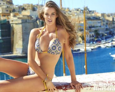 Robyn Lawley Swimwear Photos