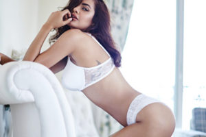Esha Gupta Topless Photo Shoot