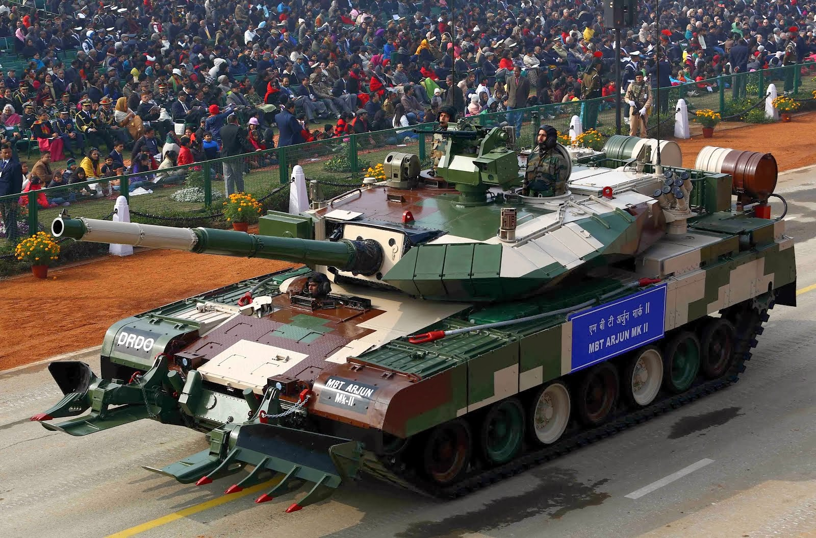 indian army tanks list