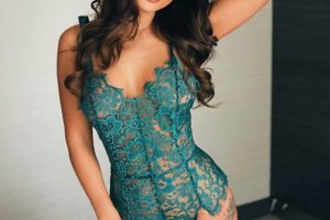 Top Model India Reynolds Lingerie Photos
